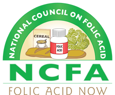 National Council on Folic Acid Logo